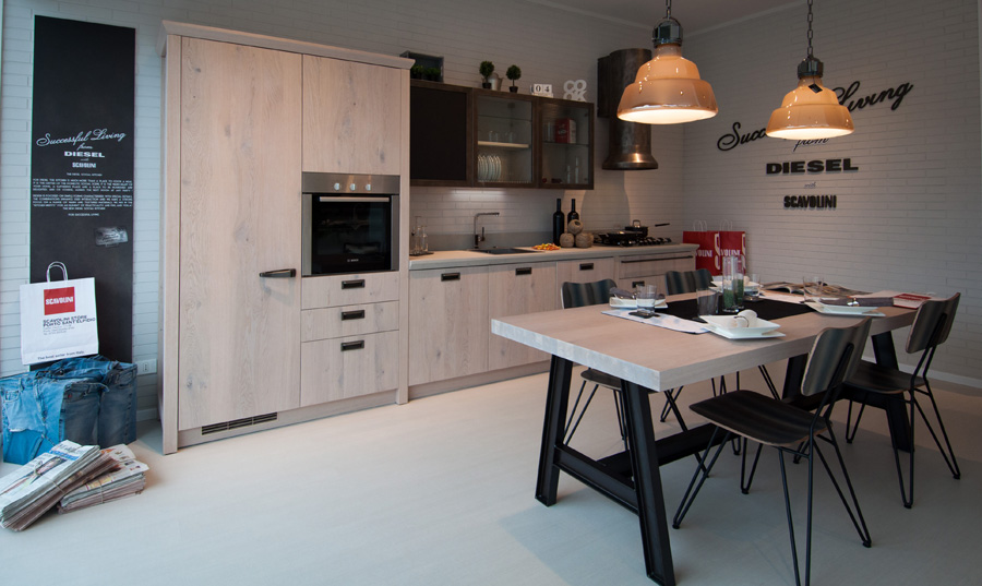 Scavolini kitchen - Scavolini Store Porto Sant Elpidio Showroom