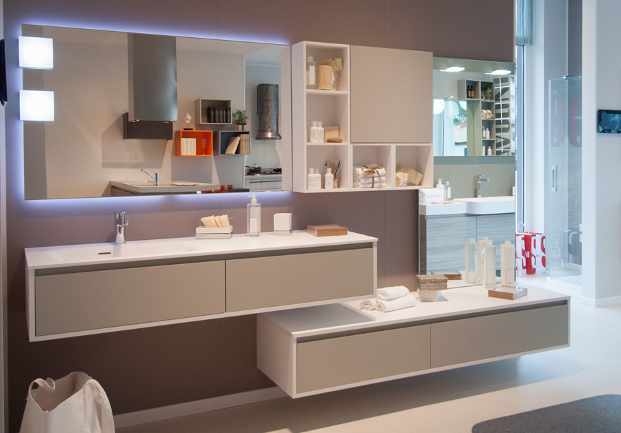 Scavolini store porto sant 39 elpidio showroom for Bagni scavolini